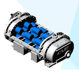 Dry Roots Type Vacuum Pumps | Products | ANLET Co ,Ltd